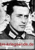 Oberleutnant Otto Weimer