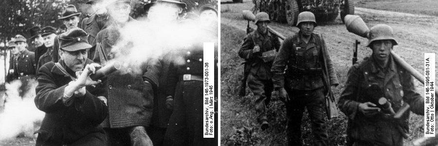 Panzerfaustschützen