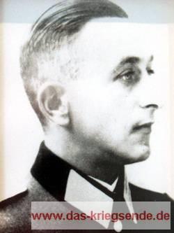 Hauptmann Willi Bratge. Im März 1945 zum Tode verurteilt. Da er sich in Gefangenschaft befunden hatte, konnte das Urteil nicht vollstreckt werden.