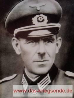 August Kraft,  Im März 1945 unschuldig hingerichtet.