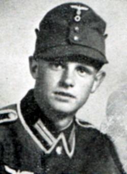 Oberjäger Paul Schäfer starb am 21. August 1941 während der Kämpfe um Höhe 274.