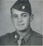 Oberstleutnant Charles Yon, am