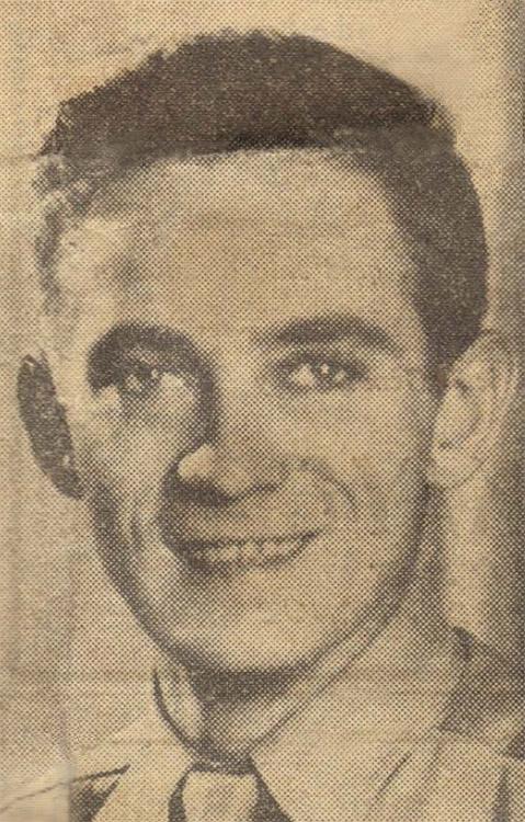 Der am 3. April 1945 gefallene Walter Wetzel