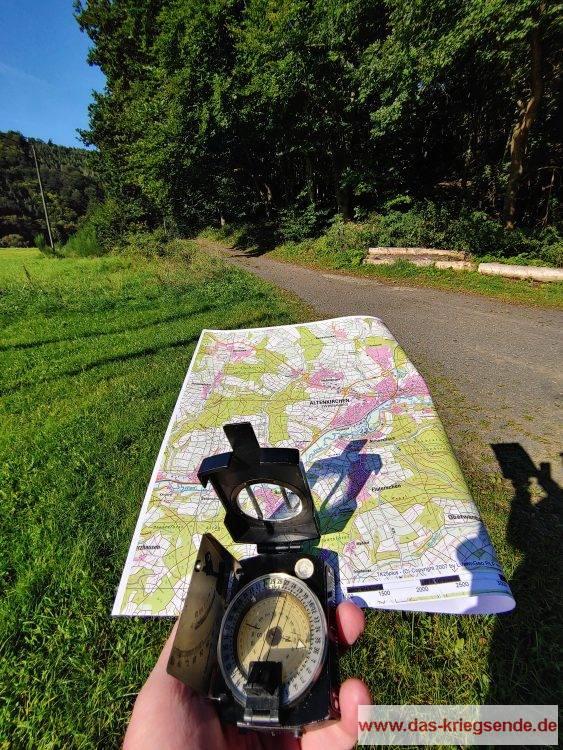 Das Navigieren nach Karte & Kompass ist einfacher als viele denken und macht darüber hinaus auch eine Menge Spaß.